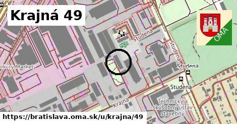 Krajná 49, Bratislava