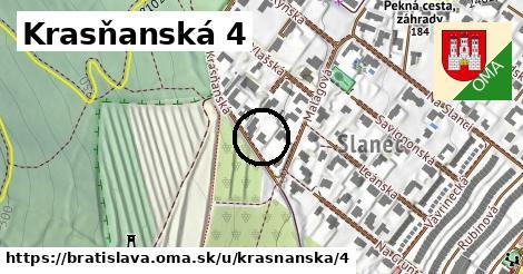 Krasňanská 4, Bratislava