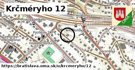 Krčméryho 12, Bratislava