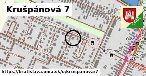 Krušpánová 7, Bratislava