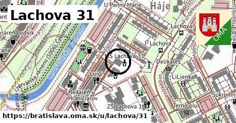 Lachova 31, Bratislava
