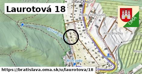Laurotová 18, Bratislava
