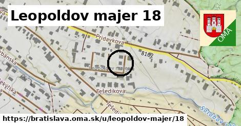 Leopoldov majer 18, Bratislava