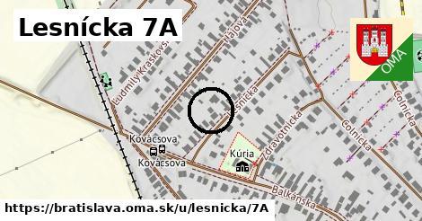 Lesnícka 7A, Bratislava