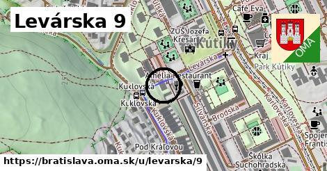 ilustračný obrázok k Levárska 9 8fa5cf1509a