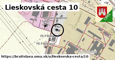 Lieskovská cesta 10, Bratislava