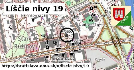 Líščie nivy 19, Bratislava