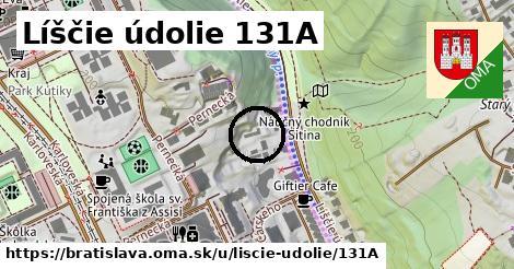 Líščie údolie 131A, Bratislava