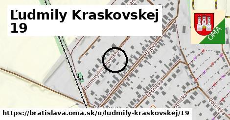 Ľudmily Kraskovskej 19, Bratislava