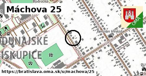 Máchova 25, Bratislava