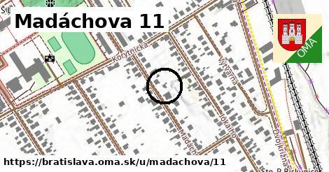 Madáchova 11, Bratislava