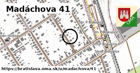 Madáchova 41, Bratislava