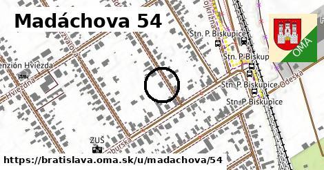 Madáchova 54, Bratislava