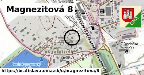 Magnezitová 8, Bratislava