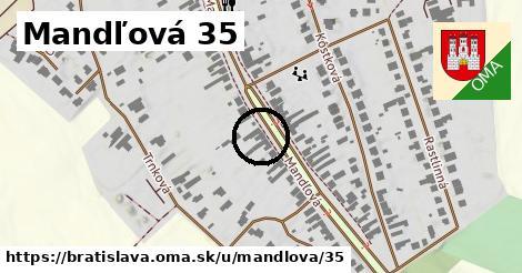Mandľová 35, Bratislava