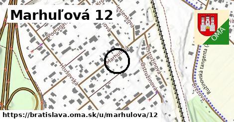 Marhuľová 12, Bratislava