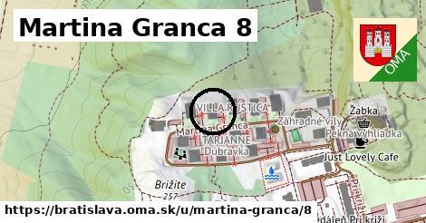 Martina Granca 8, Bratislava