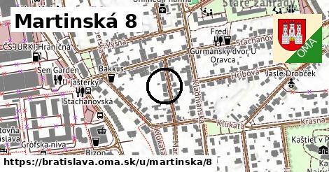 Martinská 8, Bratislava