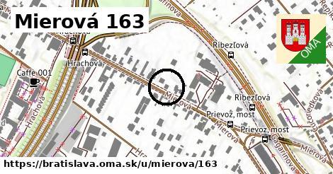 Mierová 163, Bratislava
