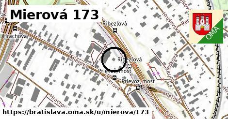 Mierová 173, Bratislava