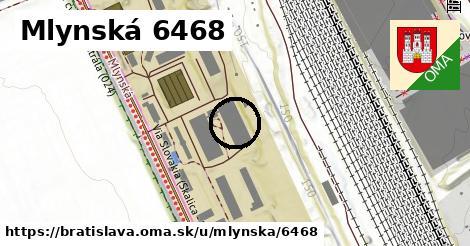 Mlynská 6468, Bratislava