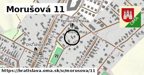 Morušová 11, Bratislava