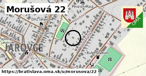 Morušová 22, Bratislava