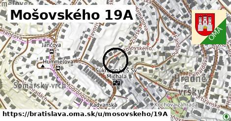 Mošovského 19A, Bratislava