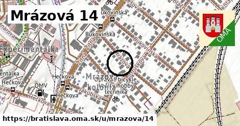 Mrázová 14, Bratislava