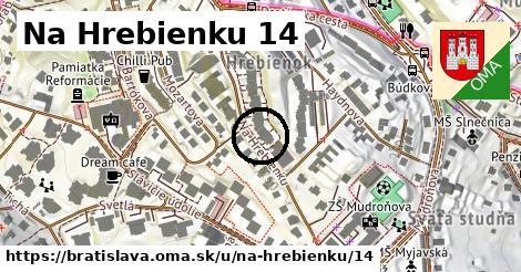 Na Hrebienku 14, Bratislava