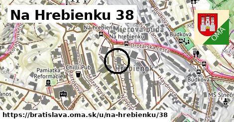Na Hrebienku 38, Bratislava