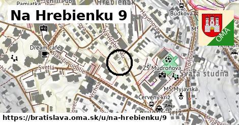 Na Hrebienku 9, Bratislava