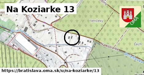 Na Koziarke 13, Bratislava