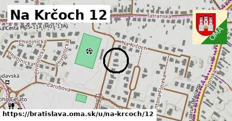 Na Krčoch 12, Bratislava