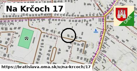 Na Krčoch 17, Bratislava