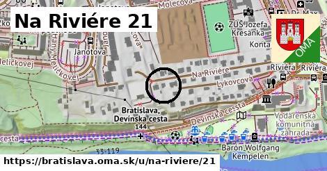 Na Riviére 21, Bratislava