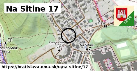 Na Sitine 17, Bratislava