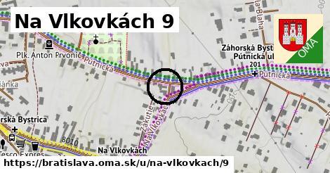 Na Vlkovkách 9, Bratislava