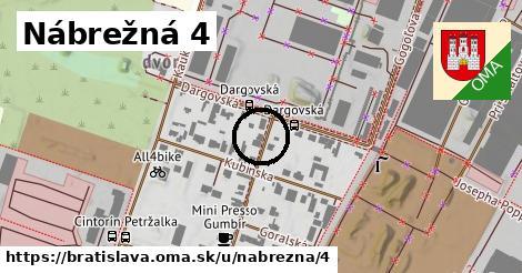 Nábrežná 4, Bratislava