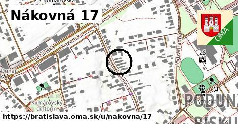 Nákovná 17, Bratislava
