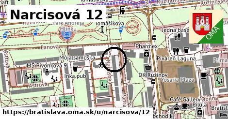 Narcisová 12, Bratislava