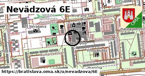 Nevädzová 6E, Bratislava