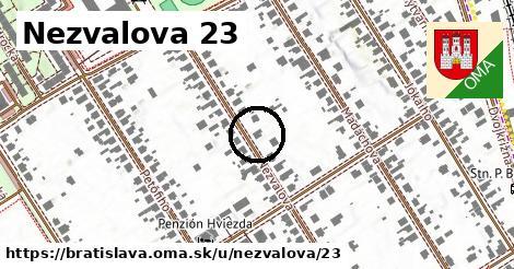 Nezvalova 23, Bratislava