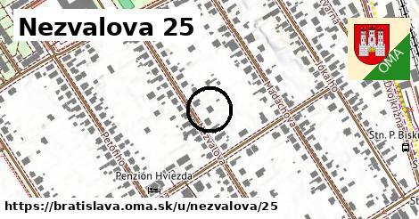 Nezvalova 25, Bratislava