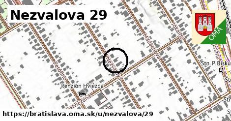 Nezvalova 29, Bratislava