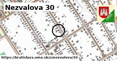 Nezvalova 30, Bratislava