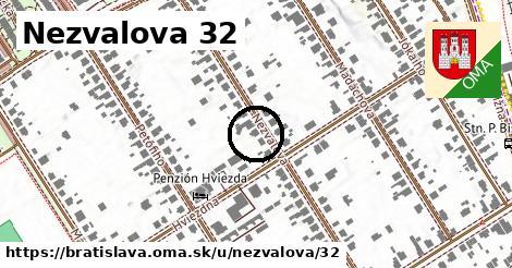 Nezvalova 32, Bratislava