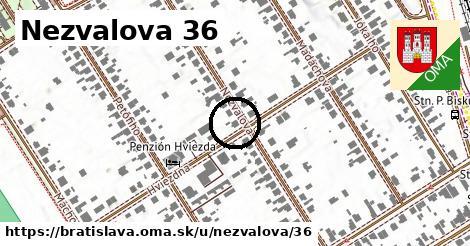 Nezvalova 36, Bratislava
