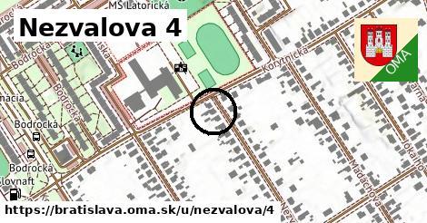 Nezvalova 4, Bratislava