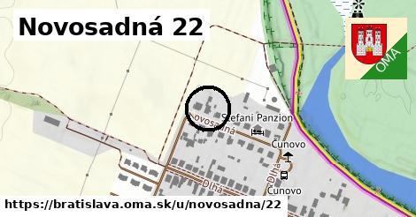 Novosadná 22, Bratislava